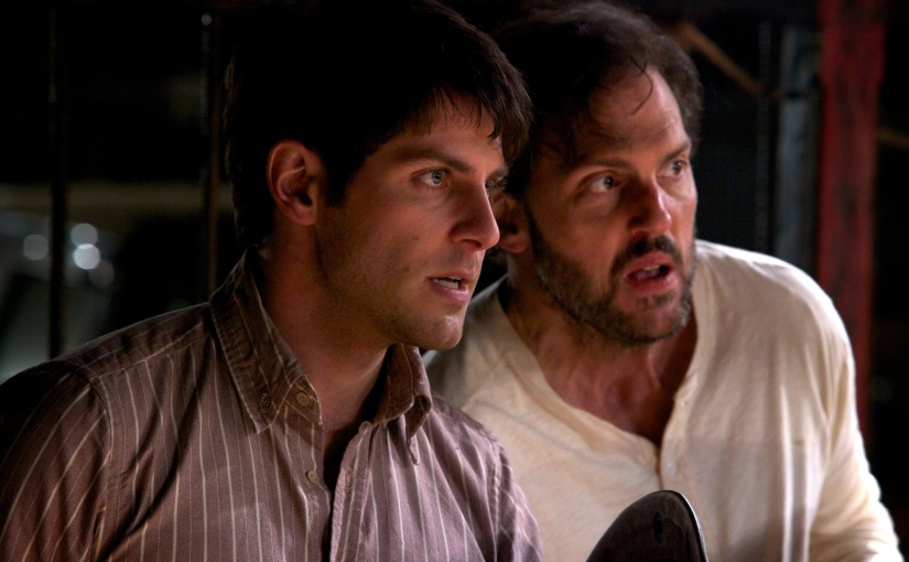 Grimm is back.  And I have mixedemotions…