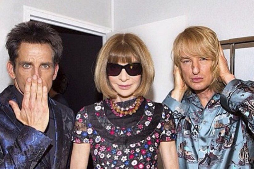 ICYMI Zoolander and Hansel are So Hot Right Now
