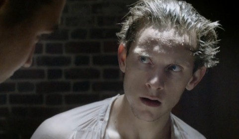 jamie bell as abraham woodhull in AMCs Turn