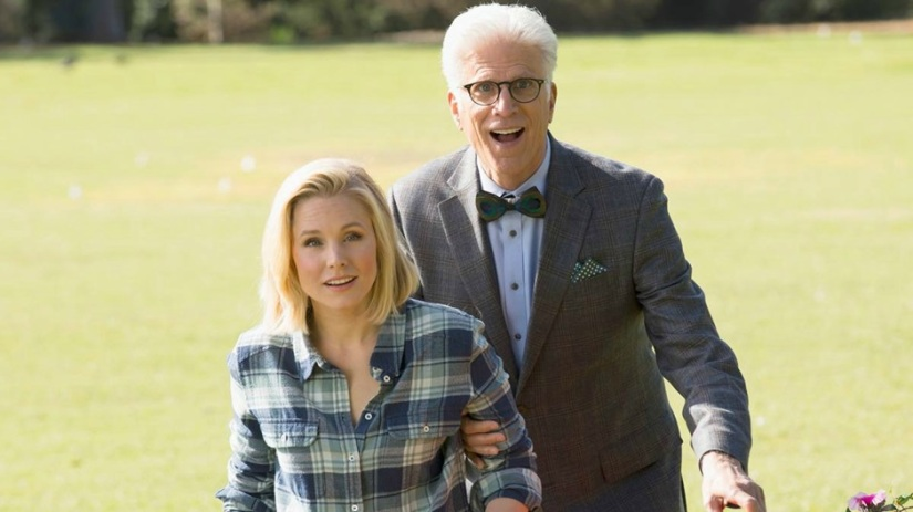 'The Good Place' Imagines an Eternity of Ethics Lessons