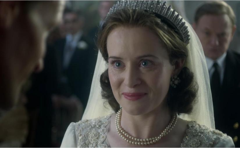 Netflix's The Crown: Wolferton Splash