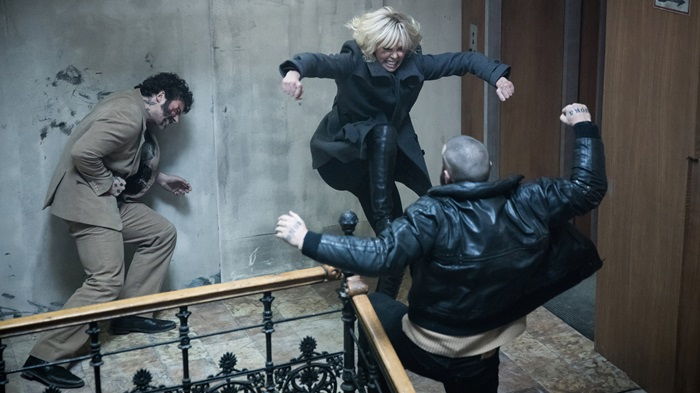ICYMI 'Atomic Blond' Delivers Female Action without aHero